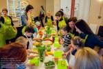 Kreatywna Mozaika Świata - Kulinarne warsztaty z Ence Ręce