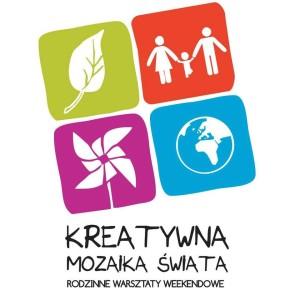 logo Kreatywna Mozaika Świata