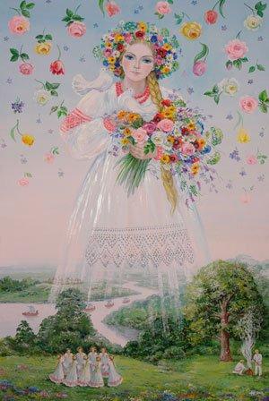 Boginia Łyada