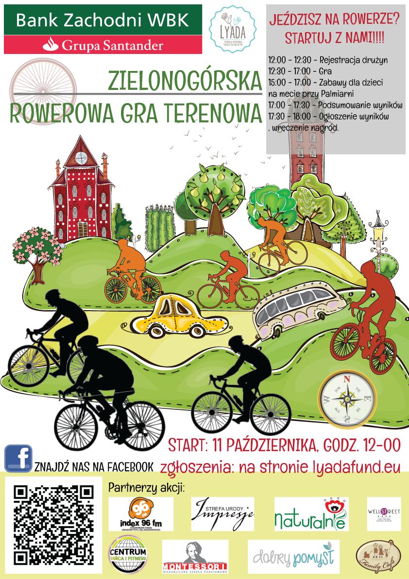 Rowerowa Gra Terenowa 2014