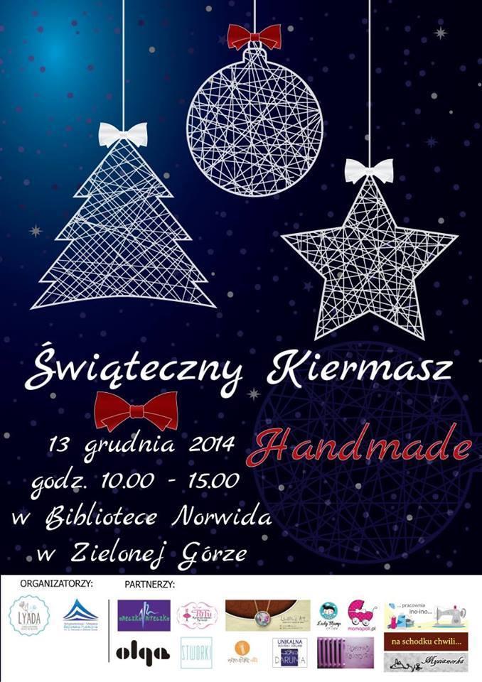Świąteczny Kiermasz - grudzień 2014
