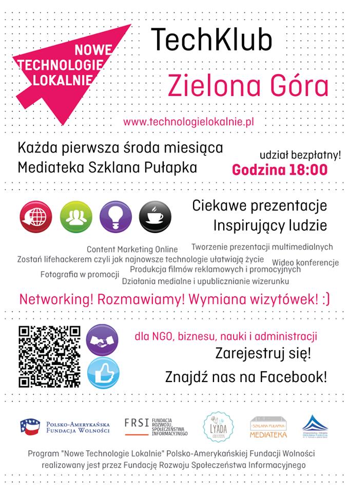 TechKlub Zielona Góa