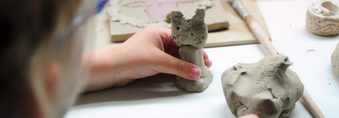 [Fotorelacja] Akademia Wyobraźni – ceramika