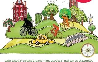 Międzyszkolna Rowerowa Gra Terenowa