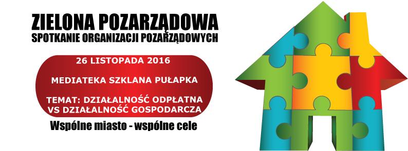 Zielona Pozarządowa: Działalność odpłatna a gospodarcza