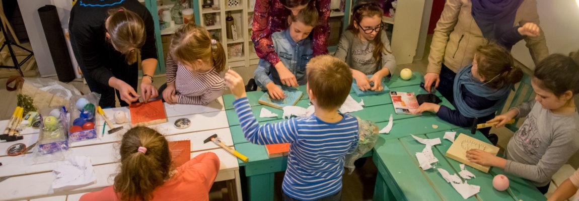 Otwarta rejestracja na kolejne zajęcia Akademii Wyobraźni